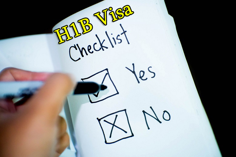 h1b visa checklist